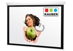 ★ Ekrany projekcyjne rozwijane elektrycznie marki Kauber