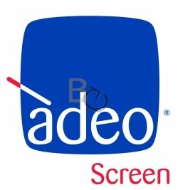 ★ Powierzchnie Adeo Screen dedykowane do kina domowego 3D