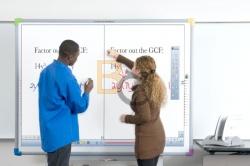 ★ Tablice interaktywne Interwrite DualBoard z możliwością pracy dwóch osób
