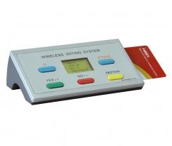 Bezprzewodowy system do głosowania Taiden HCS-4395N