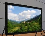 Ekran Adeo FramePro Front Buttons 584x365 cm (16:10)
