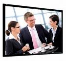 Ekran Adeo FramePro Rear Elastic Bands 144x90 cm (16:10)