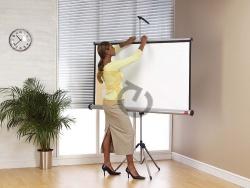 Ekran NOBO na trójnogu 175x132,5 cm (4:3)