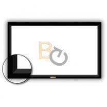 Ekran Viz-art Frame Velvet 217x167 cm (4:3)
