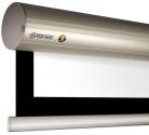 Ekran elektryczny Viz-art Jowisz 490x367 cm (4:3)