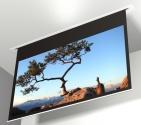 Ekran elektryczny do zabudowy Avers Contour 210x210cm (1:1)