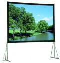Ekran ramowy Projecta Fast-Fold Heavy Duty Deluxe 762x442 cm (16:9)