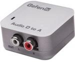 Gefen Konwerter Digital Audio do Analog Audio