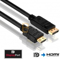 Kabel DisplayPort/HDMI PureLink 5m