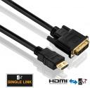 Kabel HDMI/DVI PureLink 15m