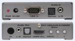 Konwerter/skaler Gefen EXT-VGAAUD-2-HDMIS