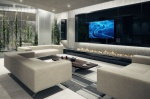 Latet Custom Design Mirror TV