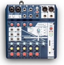 Mikser Soundcraft Notepad-8FX