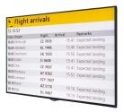Monitor Toshiba TD-P863EV