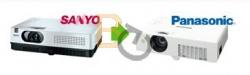 Nowa oferta projektorów Panasonic w zastępstwie za Sanyo