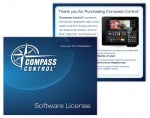 Software Compass Control License KD-CSLX1