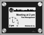 System rezerwacji sal WizePanel Panel informacyjny 6.0 Classic
