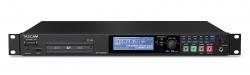 Tascam SS-CDR250N - Sieciowy rejestrator dźwięku zapisujący na kartach SD/SDHC/SDXC, USB, CD-R, CD-RW