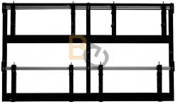 Videościanka typu pop-out do 4 ekranów w układzie 2x2 z ramą, poziom VWW2255POP-L