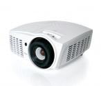 Zestaw Optoma HD50 + ekran projekcyjny do wyboru