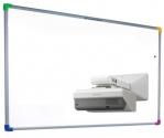 Zestaw interaktywny - tablica interaktywna Interwrite TouchBoard PLUS 1078 + projektor Sony VPL-SX630 + uchwyt ścienny - kopia