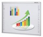 Zestaw interaktywny - tablica interaktywna Newline TruBoard IR10-78 + projektor BenQ MX842UST + warianty