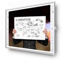 Zestaw interaktywny - tablica interaktywna Newline TruBoard R3-800S + projektor NEC VE303X + warianty