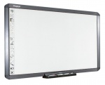 Zestaw interaktywny - tablica interaktywna QOMO QWB200-PS 88 cali + projektor Sanyo PDG-DXL100 + stolik pod projektor NOBO