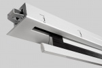 Ekran elektryczny do zabudowy Avers Contour Tensio
