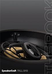 Głośniki architektoniczne i multiroom Speakercraft Jesień 2012 ENG