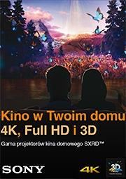 Projektory Kino Domowe SONY Katalog 2015 PL