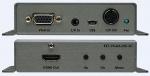 Konwerter/skaler Gefen EXT-VGAA-HD-SC