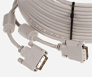 Kable DVI (Single, Dual Link)