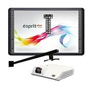 Zestawy interaktywne </p>(tablica + projektor)