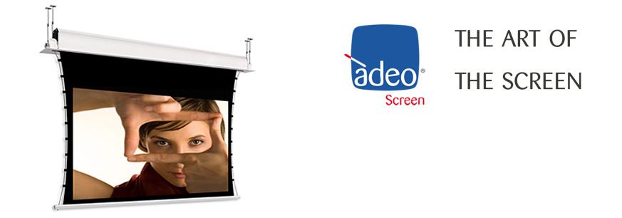 Ekrany projekcyjne Adeo